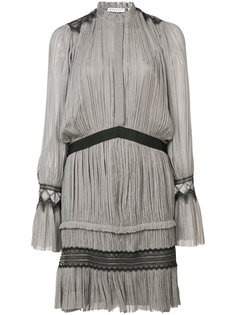 pleated short dress Vionnet
