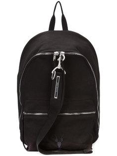 zipped backpack Rick Owens DRKSHDW