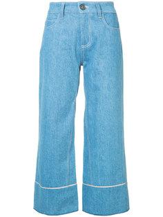 cropped wide leg jeans  Vionnet