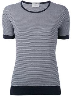 striped T-shirt  John Smedley