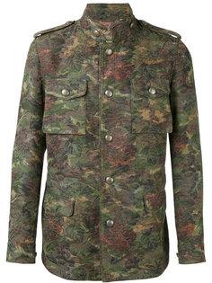 floral-jacquard jacket Gabriele Pasini