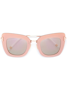 tinted cat-eye sunglasses Boucheron
