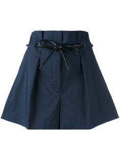 плиссированные шорты 3.1 Phillip Lim