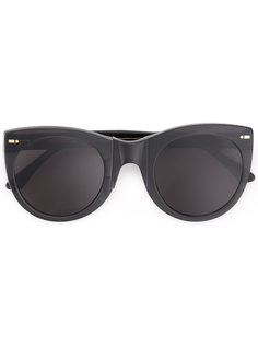 oversize round sunglasses Movitra
