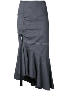 Washer herringbone skirt Irene