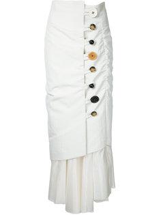 loop boutton skirt Irene