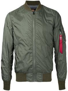 classic bomber jacket Alpha Industries