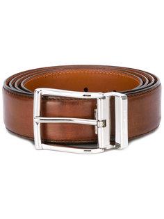 classic belt Santoni
