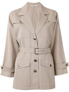 belted jacket Guy Laroche Vintage