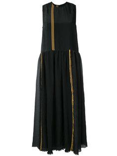 stripe panel dress Uma Wang