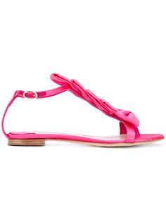 Delicate sandals Olgana