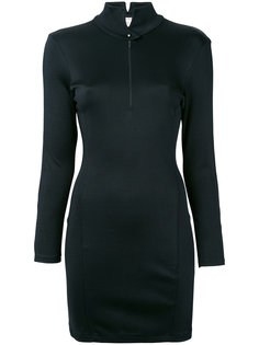 bodycon dress Claude Montana Vintage