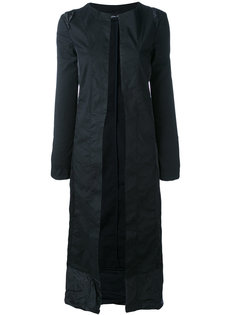 panelled coat Andrea Yaaqov