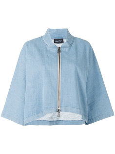 джинсовая куртка на молнии Andrea Yaaqov
