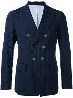 двубортный пиджак Giorgio Armani
