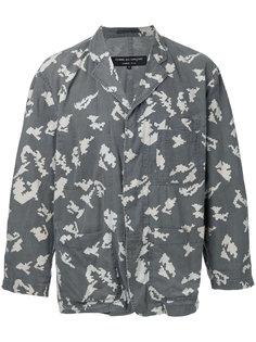 куртка с принтом  Comme Des Garçons Vintage