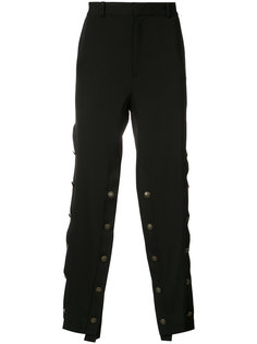 stud detail trousers Y / Project
