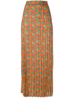 pleated maxi skirt  House Of Holland