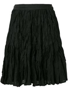 crinkled skirt Kenzo Vintage