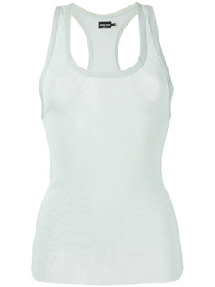 sleeveless top Giorgio Armani Vintage