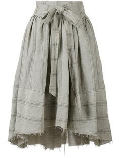 юбка с запахом  Aleksandr Manamïs