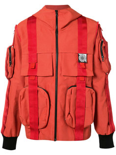 Velcro Anorak jacket Christopher Raeburn