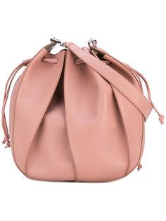 средняя сумка-мешок через плечо  Jil Sander