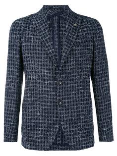 classic woven blazer Tagliatore