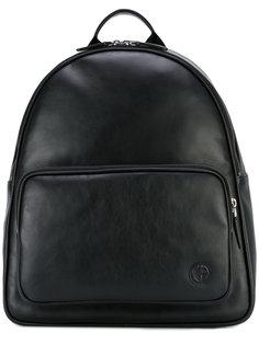 рюкзак с нашивкой логотипа Giorgio Armani