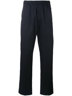 брюки с эластичной талией Our Legacy