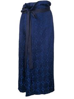 patterned skirt Uma Wang