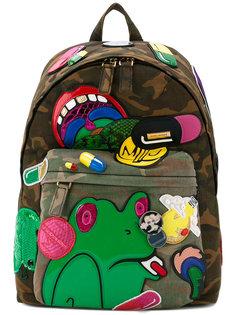 камуфляжный рюкзак Julie Verhoeven Marc Jacobs