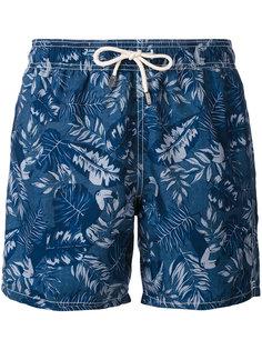 floral print swim shorts  Mc2 Saint Barth