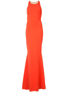 embellished back gown Marchesa Notte