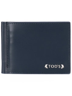 визитница с зажимом для купюр Tods Tod`S