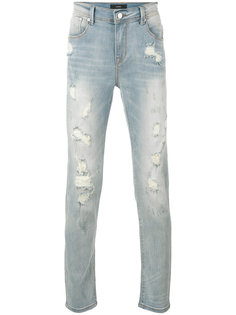skinny distressed jeans Stampd