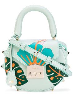 leaf detail shoulder bag Salar