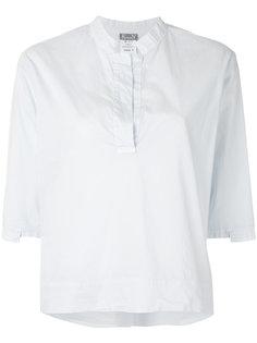 укороченный топ-рубашка Kristensen Du Nord
