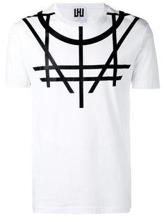 printed T-shirt  Les Hommes Urban