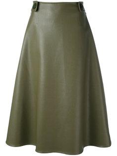 юбка миди с завышенной талией Marni