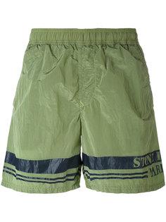 шорты для плавания Stone Island