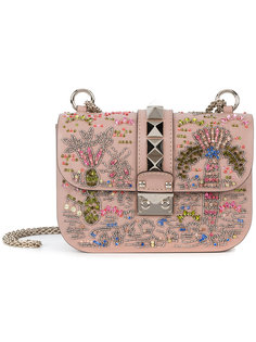 декорированная сумка через плечо Valentino Garavani Valentino