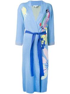 халат с вышивкой  Mira Mikati