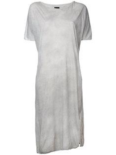 асимметричное платье Thom Krom