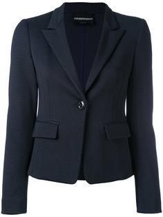 классический пиджак Emporio Armani
