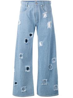 Mia wide leg jeans Rejina Pyo
