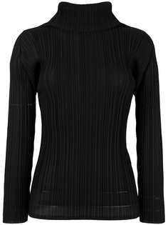 плиссированная блузка Pleats Please By Issey Miyake
