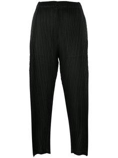 плиссированные брюки Pleats Please By Issey Miyake