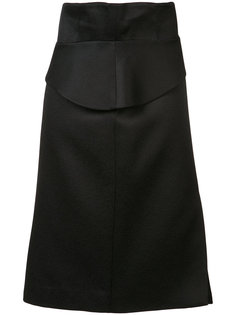 юбка-карандаш Brandon Maxwell
