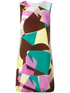 платье шифт с абстрактным принтом M Missoni